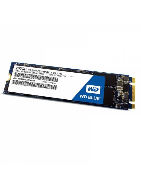 DISCO SSD  250GB WD M.2 BLUE   SATA 6GBS