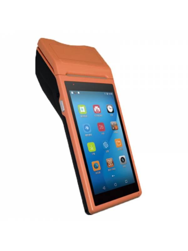 MOVIL PDA 5  MAXI 50P PRINTER  ANDROID 6.0 1GB+4GB BT WF