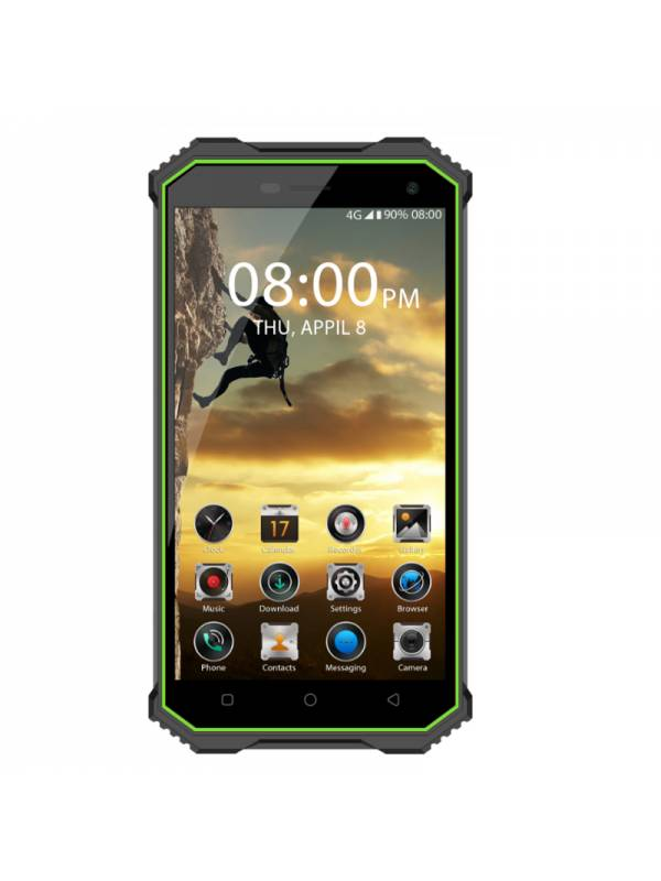 MOVIL PDA 5  MAX 20 HD ANDROI D 7.0 2GB 16GB IP68 GOR. GLASS