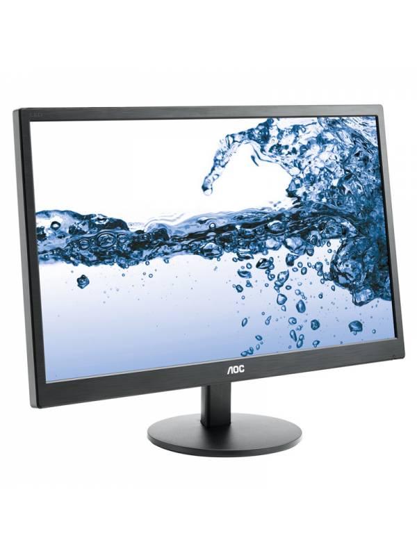 MONITOR 21.5 AOC LED E2270SWH N FULL HD HDMI,VGA NEGRO