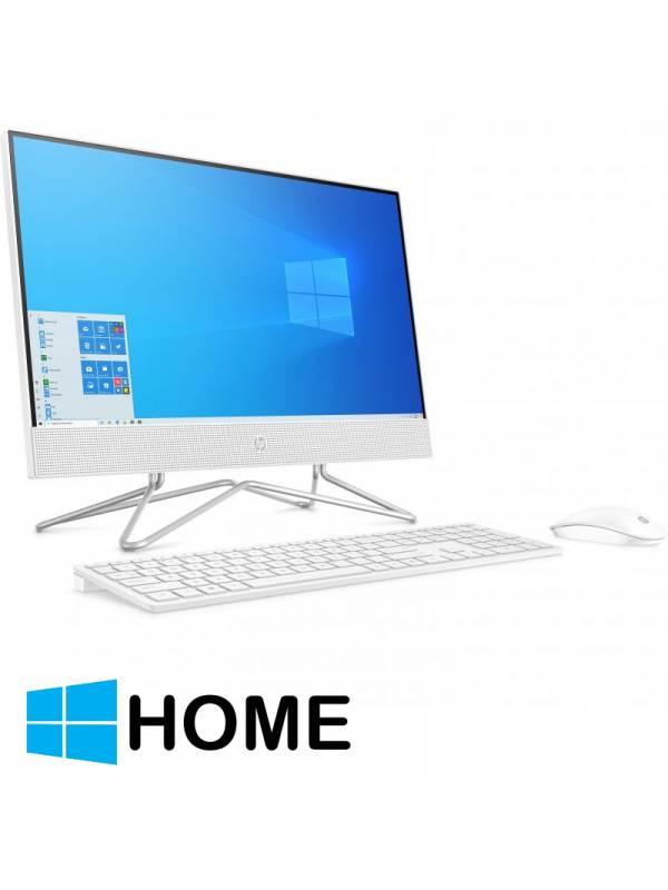 LCD PC 23.8 HP 24-DF0047NS  I5 -10400 8GB 512GB HOME BLANCO
