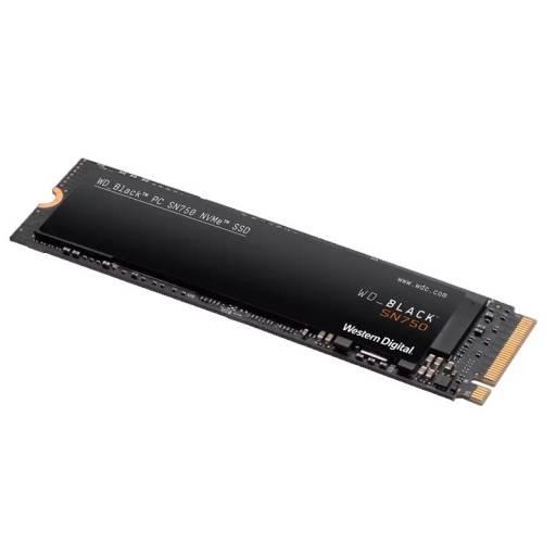 DISCO SSD  500GB WD M.2 BLACK  NVME