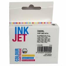 CARTUCHO INK HP C9352CE/C9352A  22XL 18ml PLUS TRICOLOR