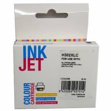 CARTUCHO INK HP F6U67AE/F6U65A  302XL TRICOLOR 20ml