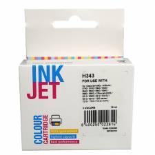 CARTUCHO INK HP C8766EE 343    TRICOLOR