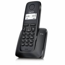 TELEFONO FIJO GIGASET A116     NEGRO