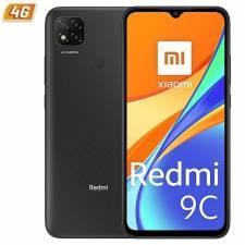 SMARTPHONE 6.53 XIAOMI REDMI  9C 2GB 32GB MIDNIGHT GREY