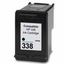 CARTUCHO INK HP H338 NEGRO     PLUS 18ml